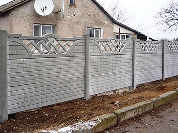 евро забор харьков